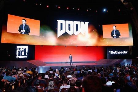 """La nueva versión de """"Doom""""  inaugura la feria de juegos E3"""