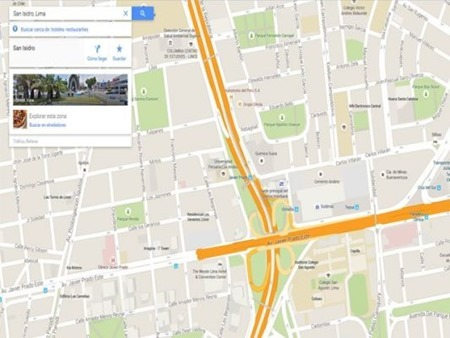 Google Maps ya permite enviar direcciones a iOS