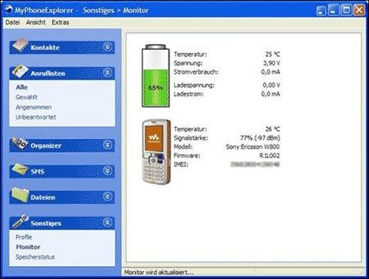 My Phone Explorer: administra tu Android al completo desde tu PC