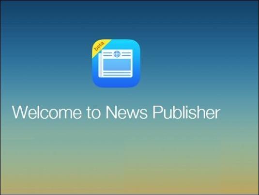 Apple anuncia la app News para iPhone e iPad