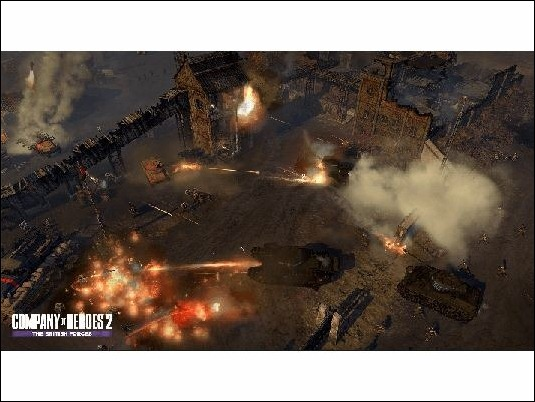 SEGA anuncia Company of Heroes 2: The British Forces