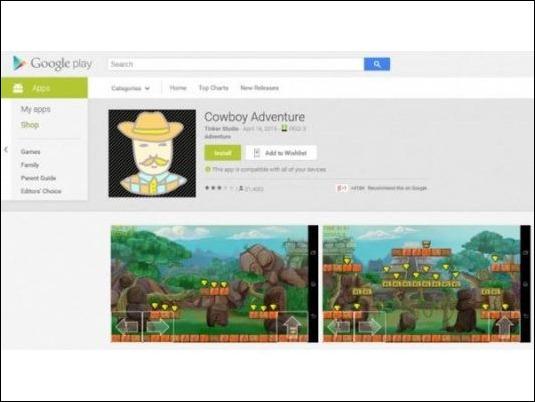 Dos juegos para Android roban contraseñas a medio millón de usuarios de Facebook