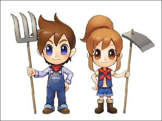 Harvest Moon: The Lost Valley, rebelión en la granja (Nintendo)