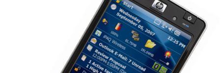 IPAQ 214 Enterprise Handheld