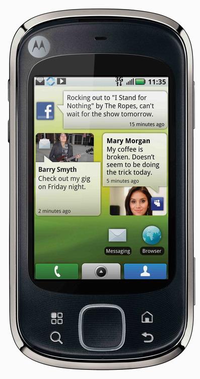 Quench, el nuevo Android de Motorola