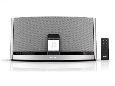Bose Soundock 10: tecnología exclusiva