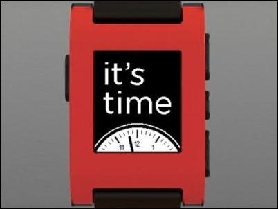 """Creadores del reloj """"Pebble"""" anuncian evento para el 9 de enero en CES"""