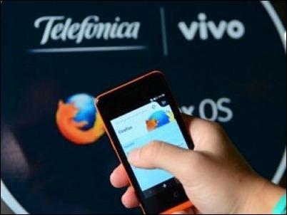 España será el primer país europeo en el que Telefónica comercializará móviles con FirefoxOS