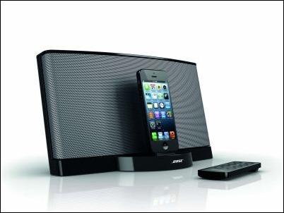 Bose SoundDock Serie III: el mejor sonido para iPhone 5