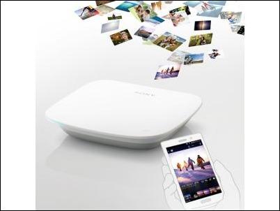 Sony LLS-201: Personal Content Station,  1TB  para almacenar y compartir todo tu contenido personal