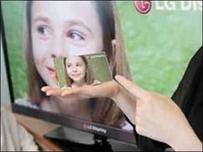 LG inicia la producción masiva de pantallas flexibles
