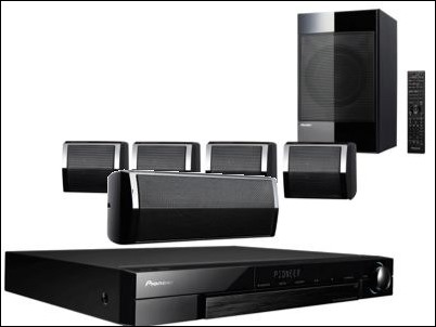 Sistema central Multimedia Pioneer MCS-333, Sonido envolvente a un precio increíble