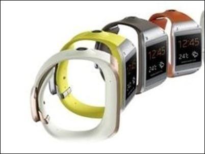 """""""Galaxy Band"""", la pulsera inteligente de Samsung para el 2014"""