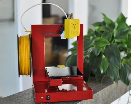 UP! Plus2 y la UP! Mini, dos impresoras 3D 'ready to use'