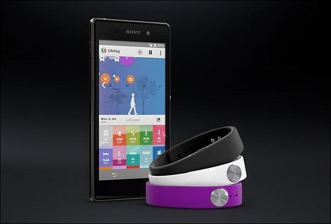 """#CES2014 : """"Core"""" & """"SmartBand"""", los nuevos gadgets """"wearables"""" de Sony"""
