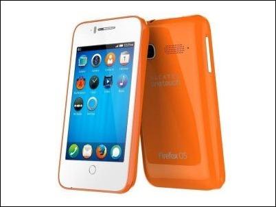 #MWC14: Alcatel apuesta fuerte por Firefox OX con 3 móviles y una tablet