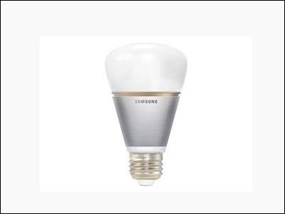 Samsung Smart Bulb: Bombillas bluetooth que duran 10 años