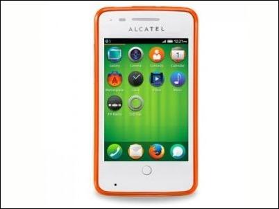 América Móvil lanza smartphones con Firefox OS