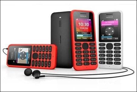Microsoft regresa al pasado presentando un nuevo teléfono low cost de Nokia