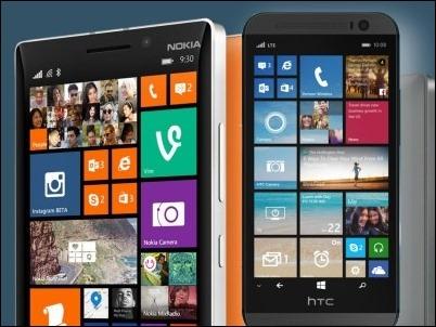 HTC One (M8) for Windows vs. Nokia Lumia 930… conoce sus diferencias