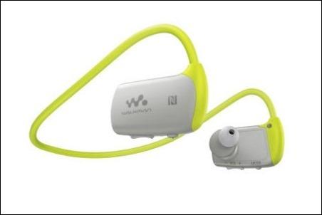Sony Walkman NWZ-WS610 Bluetooth