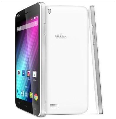 """Wiko Lenny, un Android de gama de entrada con pantalla de 5"""""""