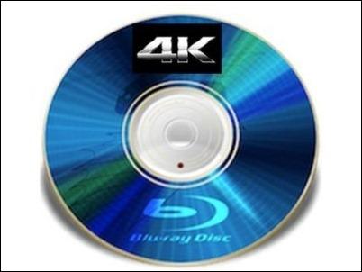 Los primeras películas Blu-ray 4K nativo llegarán el próximo año