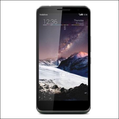 """'Vodafone Smart 4 Max', el primer phablet con pantalla de 6"""" de la operadora"""