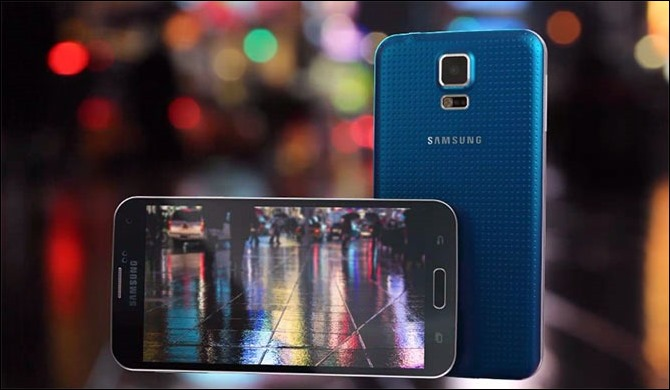 Samsung prepara un nuevo Galaxy…. el S5 Plus