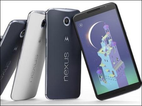 Vodafone trae a España en exclusiva el Nexus 6