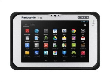 Panasonic FZ-B2, el tablet Android más potente, flexible y resistente