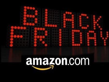 Amazon consigue su mejor Black Friday en la historia