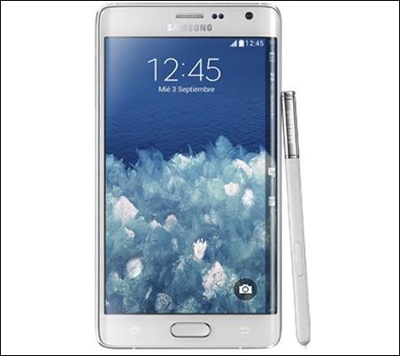 Samsung Galaxy Note Edge llega a España en exclusiva con Vodafone
