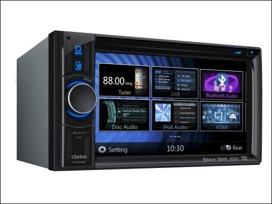 Clarion VX404E: una estación multimedia para un entretenimiento sin fin