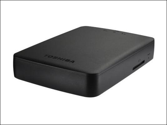 Toshiba presenta la primera dynadock 4K capaz de reproducir contenido en resolución Ultra HD