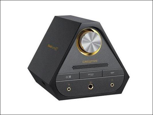 Creative Sound Blaster X7 premiado en el CES de Las Vegas
