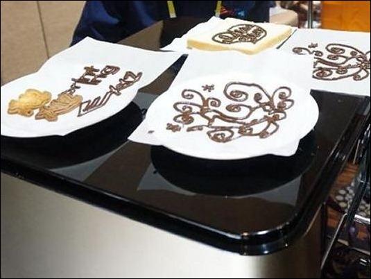 #CES2015: Imprime galletas en 3D por menos de 2 mil dólares