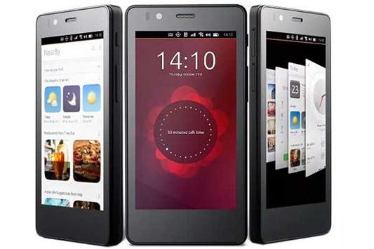 Primer smartphone con Ubuntu saldrá a la venta esta semana