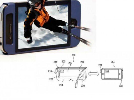 Apple patenta unas gafas de realidad virtual similares a Oculus Rift