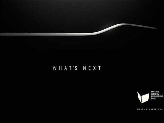 El Samsung Galaxy S6 será lanzado el 1 de marzo