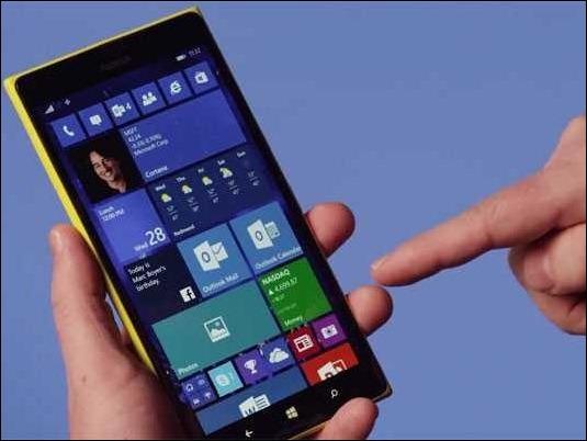 Acer presentará en el MWC smartphone con Windows 10