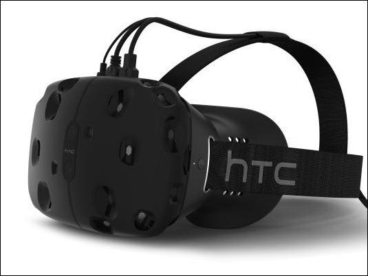 HTC y Valve se unen para el desarrollo de un casco de realidad virtual
