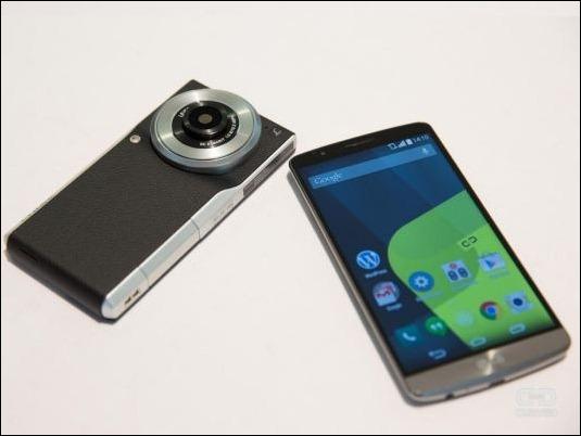 """Lumix Smart Camera CM 1, el """"smartphone cámara"""" de Panasonic"""