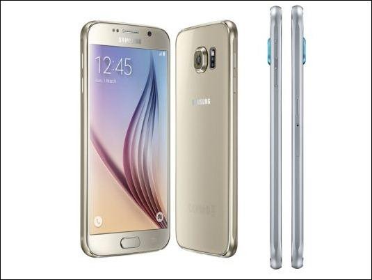Samsung vendio 6 millones de Galaxy S6 en su primer mes