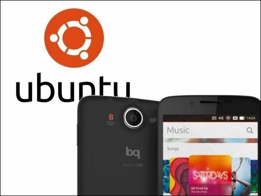 Ubuntu se abre paso en el MWC15