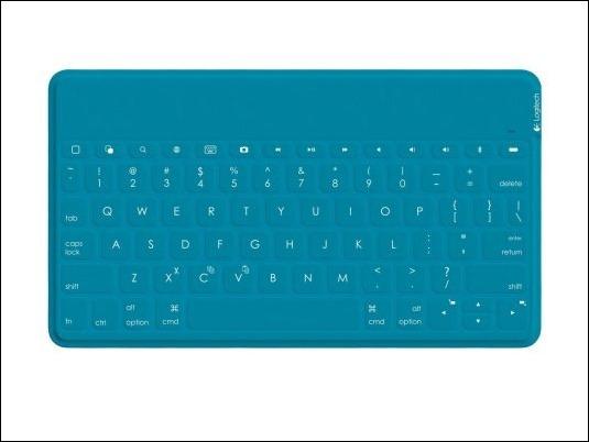 Teclado portátil Logitech Keys-To-Go para tablets y smartphones Android y Windows