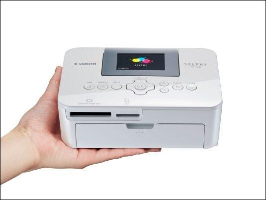 Impresora fotográfica Canon SELPHY CP1000 calidad con colores ricos e intensos