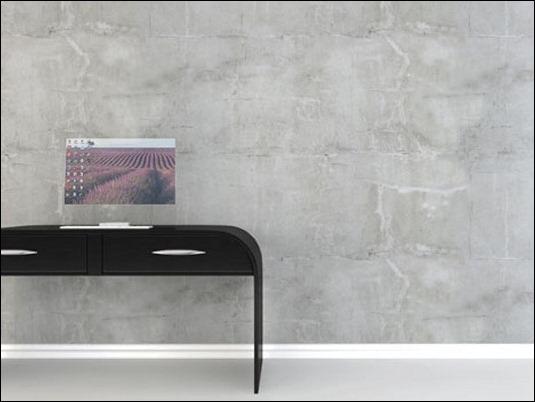 HTD-01,el primer monitor transparente para PC o Mac