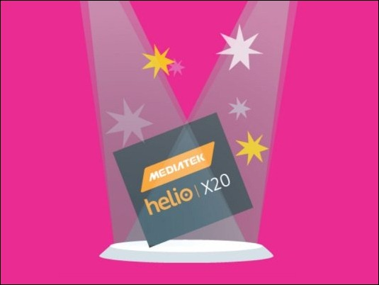 MediaTek Helio X20, el primer procesador de 10 núcleos para smartphones