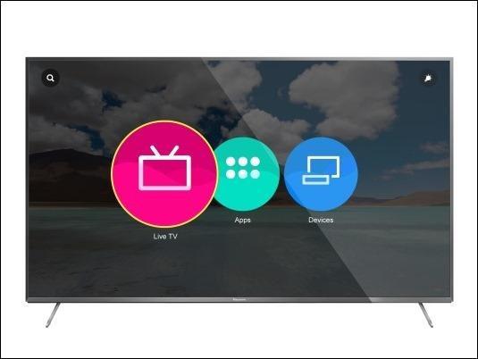Los primeros TV Panasonic 4K Firefox OS llegan a Europa
